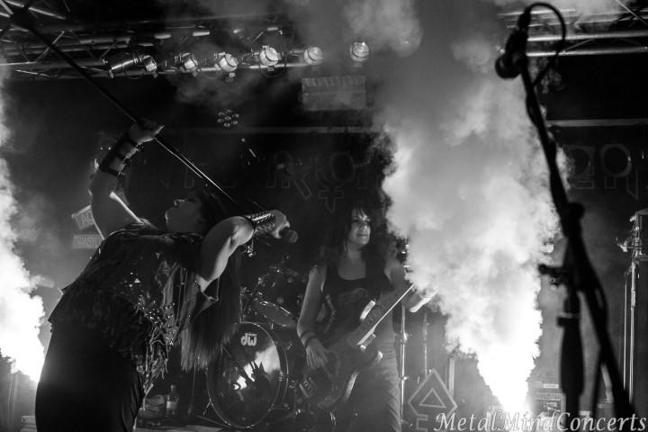 The Iron Maidens