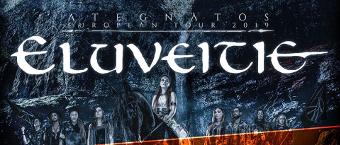 Eluveitie Ategnatos European Tour 2019